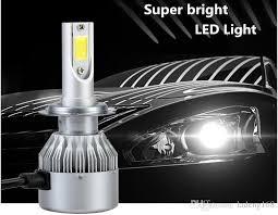 car led headlight fog l h1 h3 h4 h7 h11 9005 9006 white 6500lm