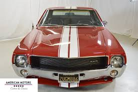 pre owned 1968 american motors amx 390 gorgeous condition rare 4