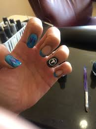 19 best tennessee titans makeup hair nails images on pinterest