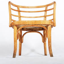 Wood Furnishings Care by Beech Wood Armchairjosef Frank For Thonet 1930s For Sale At With