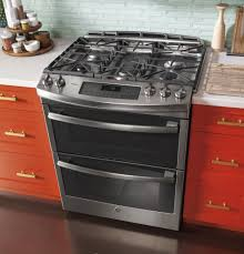 ge monogram oven manual ge pgs950sefss 30 inch slide in double oven gas range with