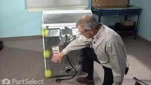 dryer repair replacing the thermal cut off kit whirlpool part