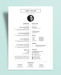 layout cv free simple minimal layout resume cv design template psd file