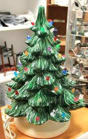 ceramic christmas tree with lights small ceramic christmas tree with lights amodiosflowershop