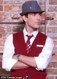 Do you fly to Williamsburg  Airline unveils      hipster      uniform
