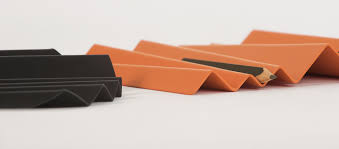 Orange Desk Accessories by Duna Desk Organizer Davide G Aquini