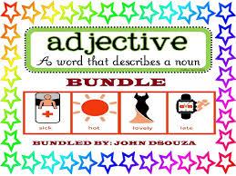 worksheet adjectives worksheets ks1 wosenly free worksheet best