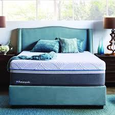mattress warehouse sealy posturepedic premier hybrid cobalt