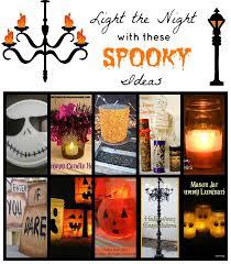 Halloween Mason Jar Ideas 31 Days Of Halloween Day 24 Lighting Ideas Mylitter One