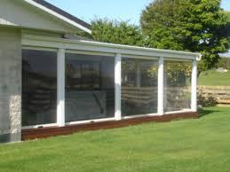 verande in plastica chiusure e tende antipioggia e antivento per l esterno gani