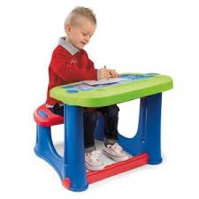 bureau enfant smoby smoby bureau pyjamasques comparer avec touslesprix com