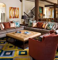 Livingroom Carpet by Modern Living Room Rug Ideas