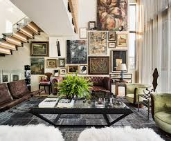 living room how to decorate stairs corner stairway wall art