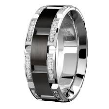 titanium wedding band reviews titanium wedding bands for men as bands alternative www