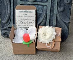 ring pop bridesmaid invite ring pop will you be my flower girl boxed invite pop the