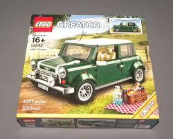 lego mini cooper instructions lego mini cooper set 10242 creator expert green car vehicle