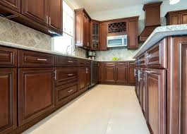 preassembled kitchen cabinets preassembled kitchen cabinets signature chocolate assembled kitchen