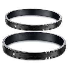 custom engraved bracelet custom engraved distance relationship bracelets set