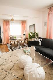interior acrylic furniture lucite waterfall coffee table acrylic