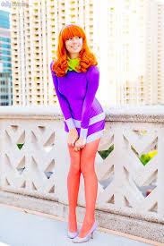 Daphne Blake Halloween Costume Daphné Scooby Doo Cosplay 2017 Scooby Doo