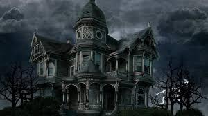 house wallpaper haunted house wallpaper desktop