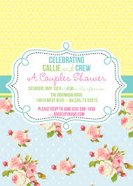 Shabby Chic Wedding Shower by Shabby Chic Bridal Shower Invitation