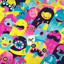 youtube halloween music monster mash abduzeedo u0027s ipad wallpaper of the week by lienke raben character