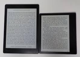 kindle paperwhite blue light filter kindle oasis 2 vs kobo aura one comparison review