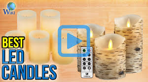 Best Candles Top 10 Led Candles Of 2017 Video Review