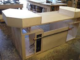 Studio Desk Build by Homemade Studio Desk Hostgarcia