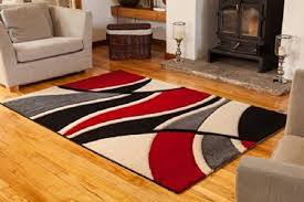 Black White Rugs Modern Black White Rug Roselawnlutheran Throughout Black And Area