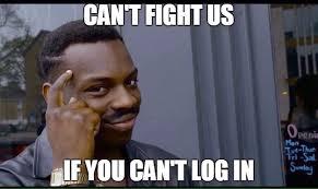 Meme Down - obligatory servers are down meme eve