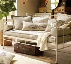 white metal daybed with trundle foter