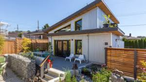 laneway small cottage house in vancouver small house design ideas