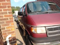 Dodge Ram Cargo Van - 1997 dodge ram van overview cargurus