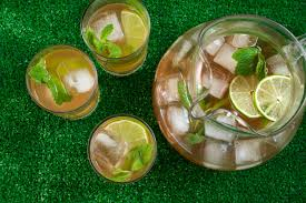 lime mint and lime iced tea recipe chowhound