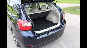 2016 subaru impreza hatchback interior 2016 subaru impreza hatchback review