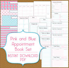 daily planner template pdf free printable appointment sheet templates