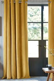 Mustard Curtain Buy Curtains U0026 Blinds From The Next Uk Online Shop