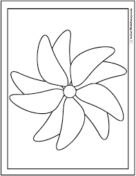 coloring pages of leaf shapes 70 geometric coloring pages to print and customize