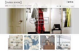 blog paper room
