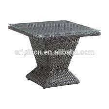 Pagoda Outdoor Furniture - artistic pyramid shaped stackable outdoor leisure bar sofa rattan
