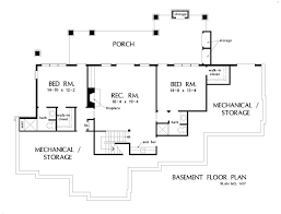 Home Plans With Basement Floor Plans 186 Best House Plans Images On Pinterest Modern Farmhouse