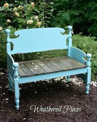 Bench Made From Bed Headboard 25 Headboard Benches How To Make Your Own Furniture In A New