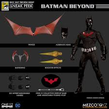 batman beyond mezco previews new one 12 collective and more for sdcc 2017 the