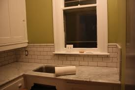 Kitchen Window Backsplash How To Tile A Kitchen Window Sill Gramp Us
