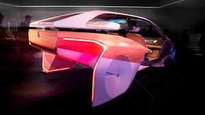 bmw concept 2017 inside the future of cars bmw ces 2017 youtube