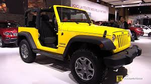 rubicon jeep 2015 2015 jeep wrangler sport s exterior and interior walkaround