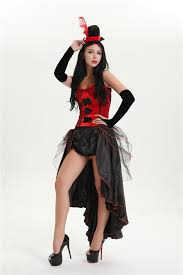Showgirl Halloween Costume 1920s Women Promotion Shop Promotional 1920s