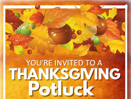 thanksgiving potluck a world leader in holistic